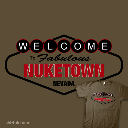 Nuketown – Call of Duty: Black Ops