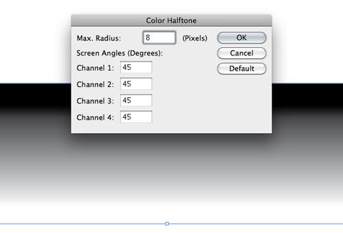 Halftone Gradient In Illustrator Shirtoid