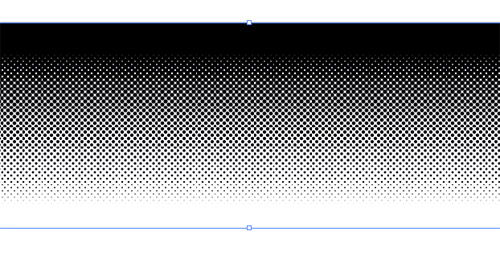Comic Book Dots Illustrator 4  Object - Live Trace