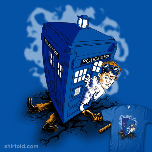 Dr Whorrible's Revenge