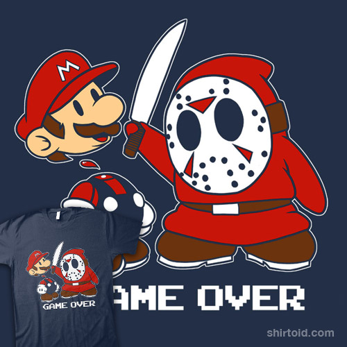 Mario the 13th | Shirtoid