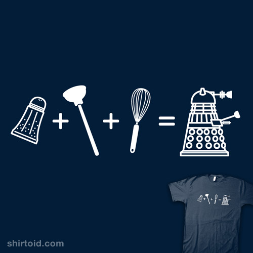 The Equation for Extermination