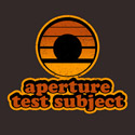 Aperture Science Test Subject