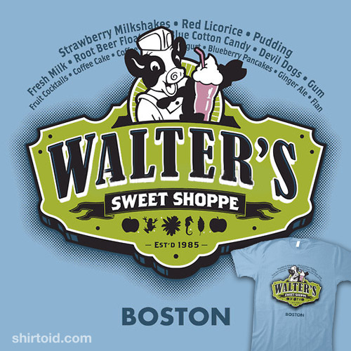 Walter's Sweet Shoppe