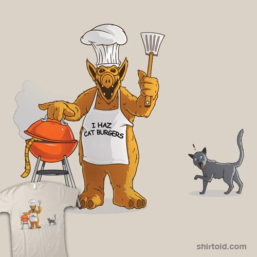 Cat Burgers