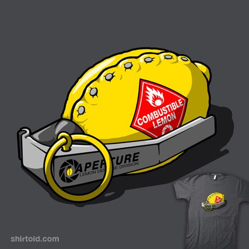 Combustible Lemon
