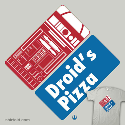 Droid's Pizza