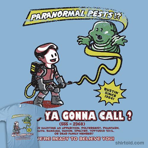 Paranormal Pest Exterminators