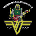 VON DOOM World Domination Tour