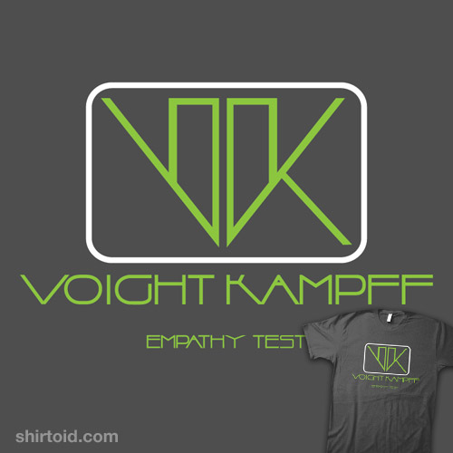 Voight-Kampff Empathy Test