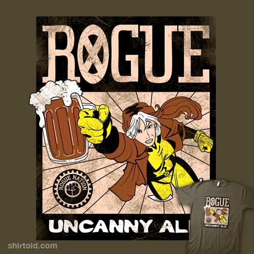 Rogue Uncanny Ale