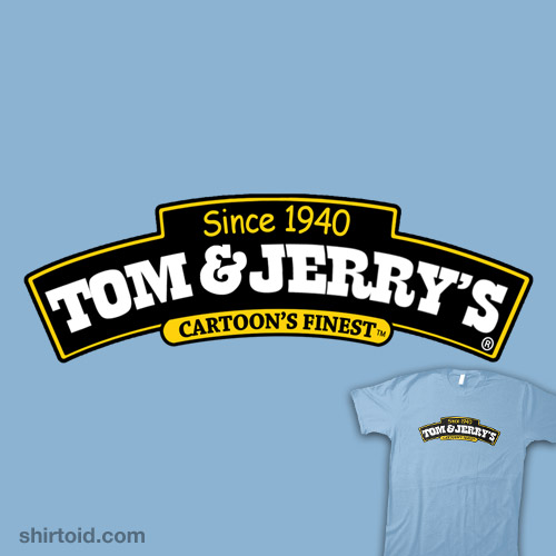 Tom & Jerry's