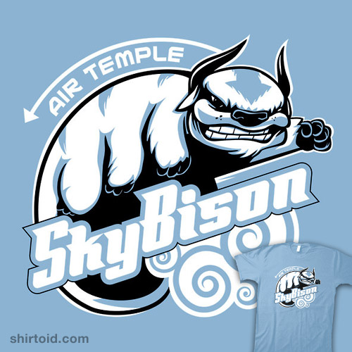 Air Temple Sky Bison