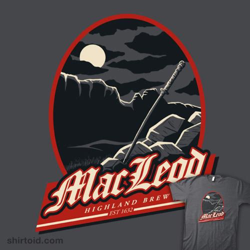 MacLeod Highland Brew