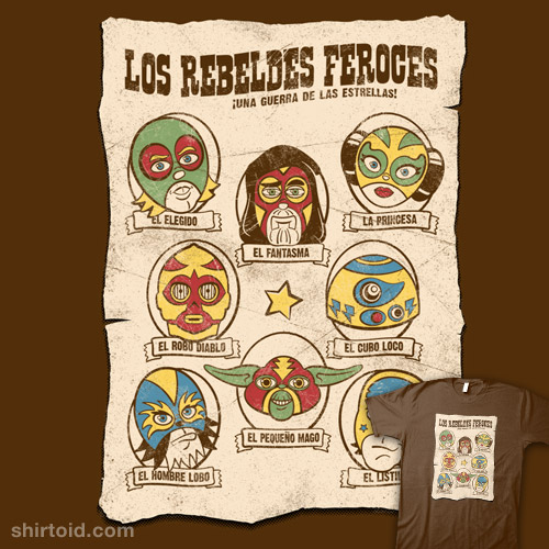 Los Rebeldes Feroces
