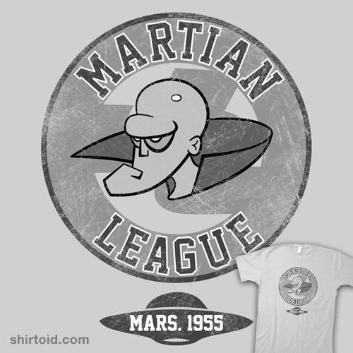 Martian League