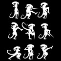 Ministry of Alien Silly Walks