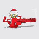 Gumball Machine Gun