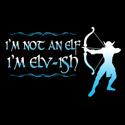 I'm Elv-ish