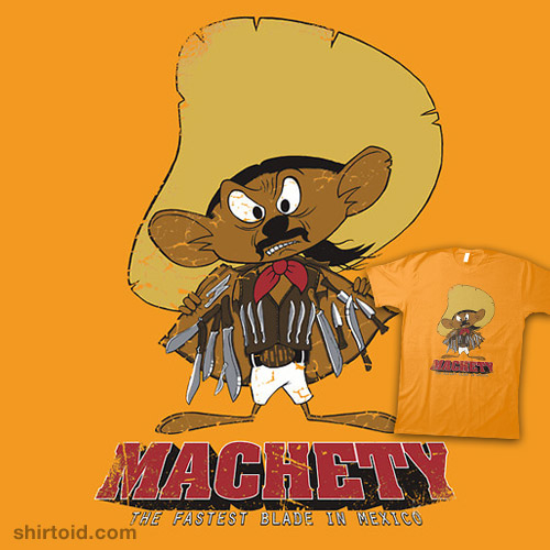 MACHETY – the fastest Blade in Mexico