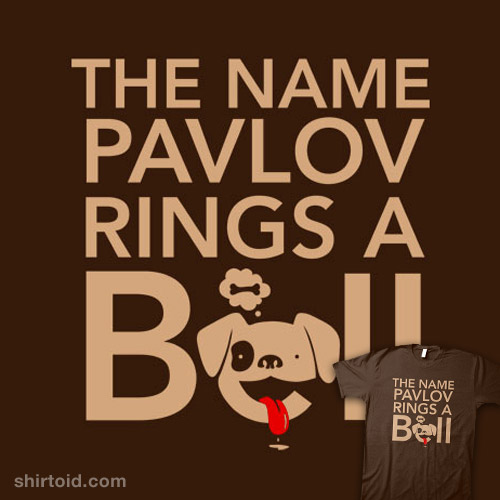 The Name Pavlov Rings A Bell