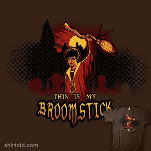 This is my Broomstick