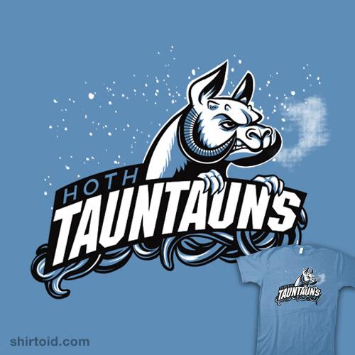 Hoth Tauntauns