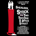 Sherlock, Stock and 221B Baker Street