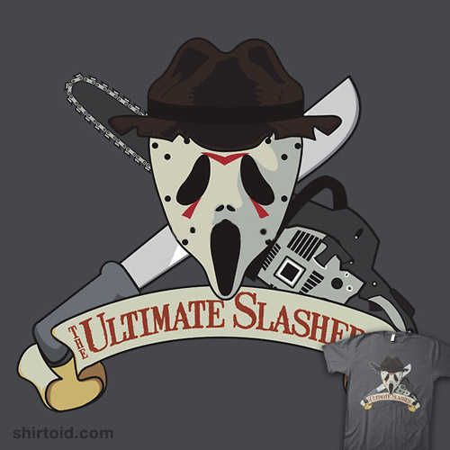 The Ultimate Slasher Villian