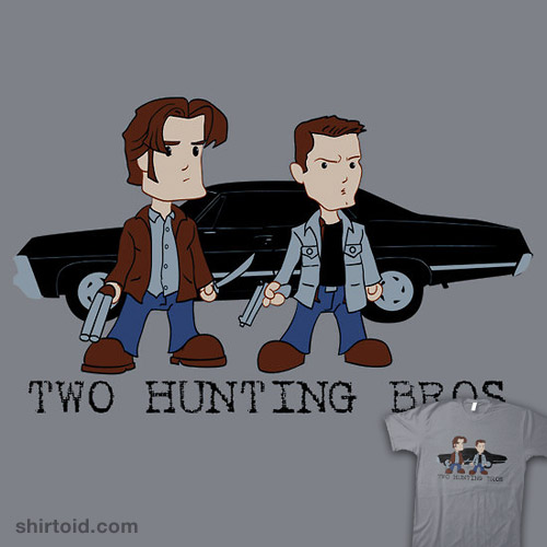 Two Hunting Bros