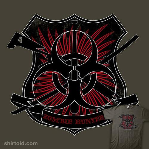 Zombie Hunter Shield
