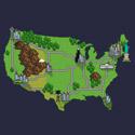 16-bit USA