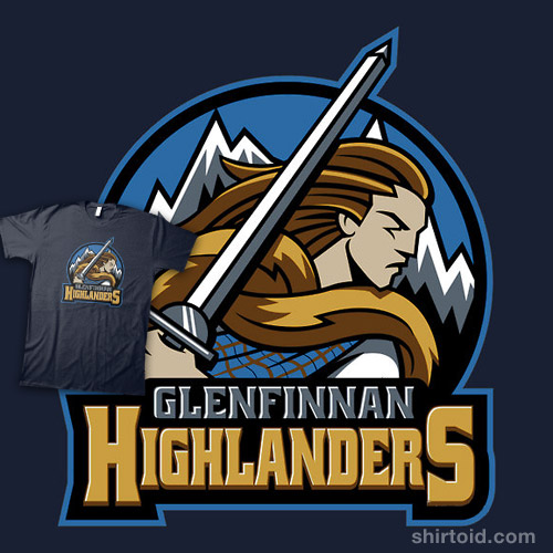 Highlanders Sports Logo