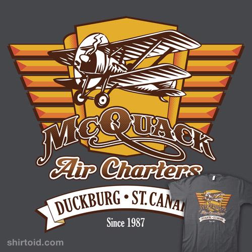 McQuack Air Charters