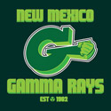 New Mexico GAMMA RAYS