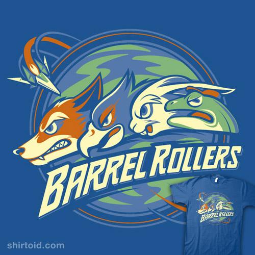 Barrel Rollers