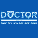 Doctor: Time Travellers Are Cool
