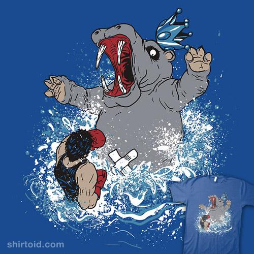 Wrong Hippo