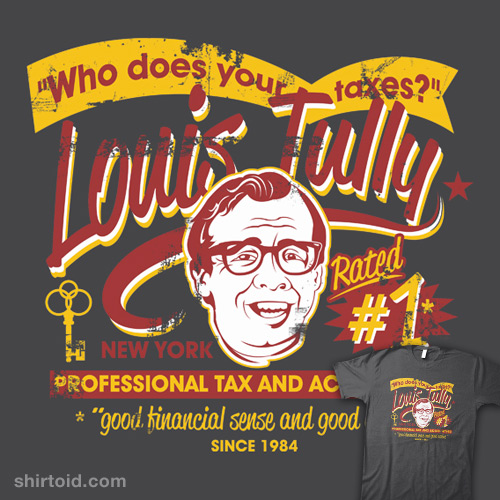 Louis Tully Accounting