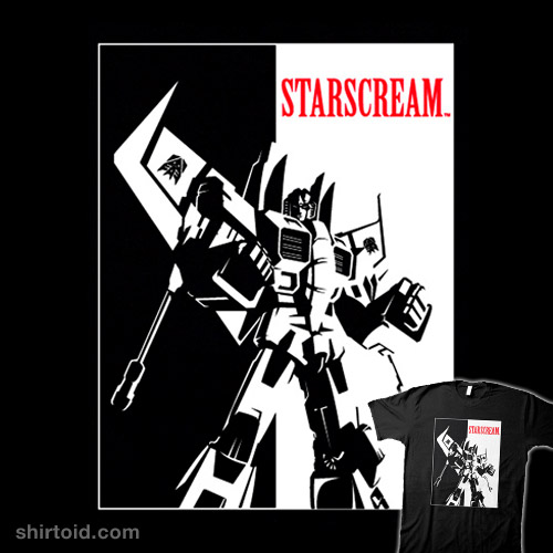 Scarface Starscream