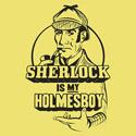 Sherlock is my Holmesboy