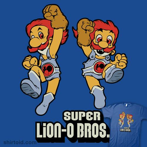Super Lion-O Bros.