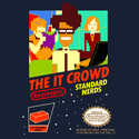 The IT Crowd NES game