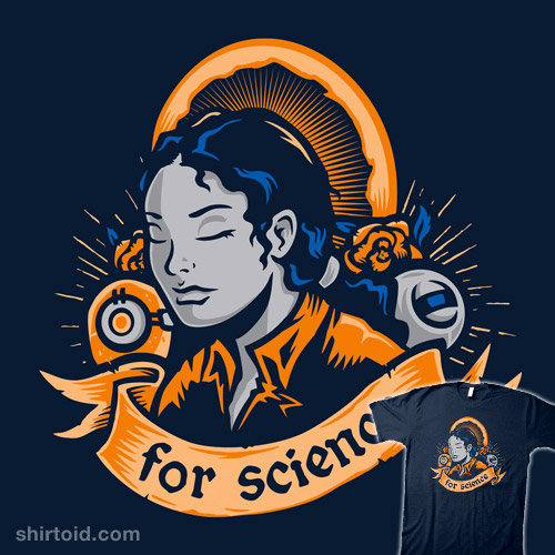 Our Lady of Science