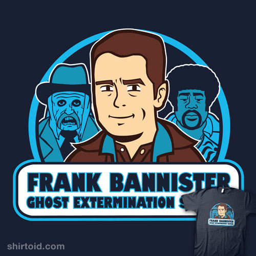 Frank Bannister Ghost Extermination Service