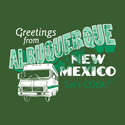 Greetings From Albuquerque