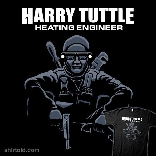 Harry Tuttle – Heating Engineer