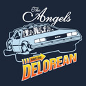 The Angels have the DeLorean