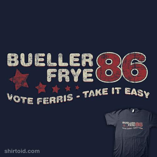 Vote Bueller
