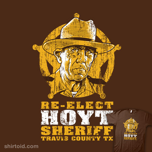 Hoyt for Sheriff